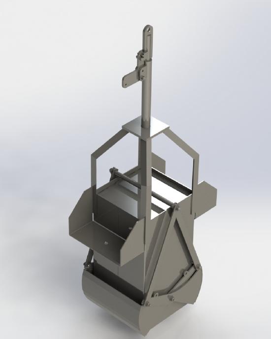Ocean Instruments Box Corer GMX-25