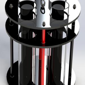Ocean Instruments ST-30 Sediment Trap