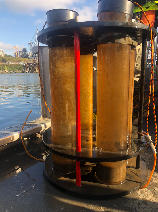 Ocean Instruments ST-30 Sediment Trap