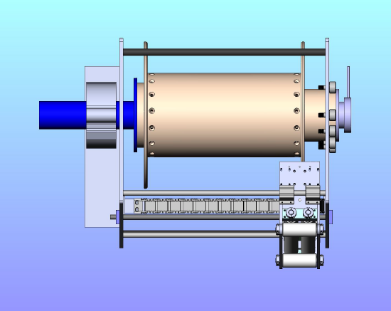 Ocean Instruments SW-D25 Winch
