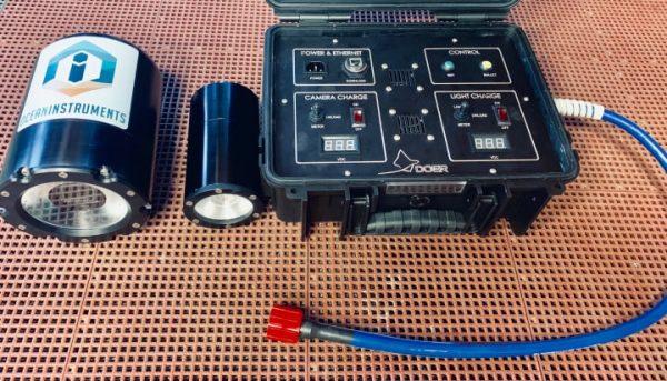 remote intervalometer camera system